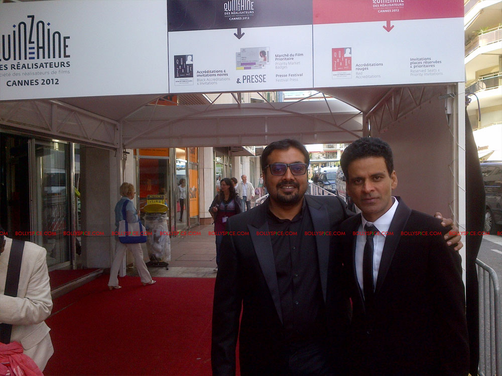 12may GoW Cannes06 Gangs of Wasseypur at Cannes!