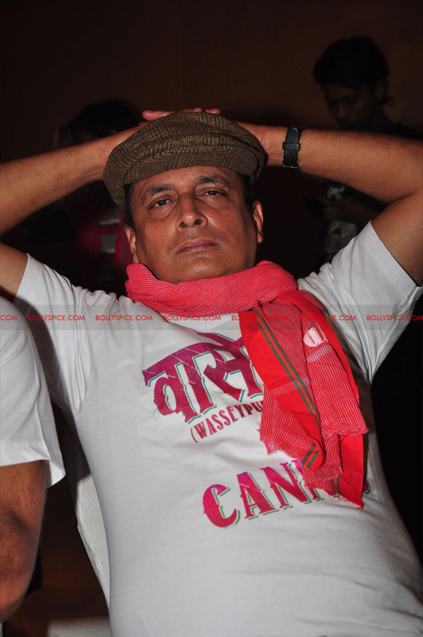 12may GoWpresscon05 Gangs of Wasseypur press conference