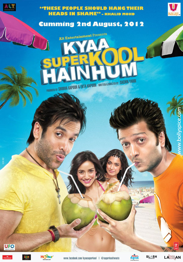 12may KSKHH telemktg Telemarketing commercials inspire a scene in Kyaa Super Kool Hain Hum