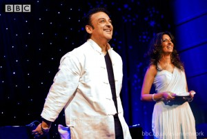 12may Noreen Khan Adnan Sami 300x201 BBC Asian Networks Noreen Khans In Conversation With Adnan Sami