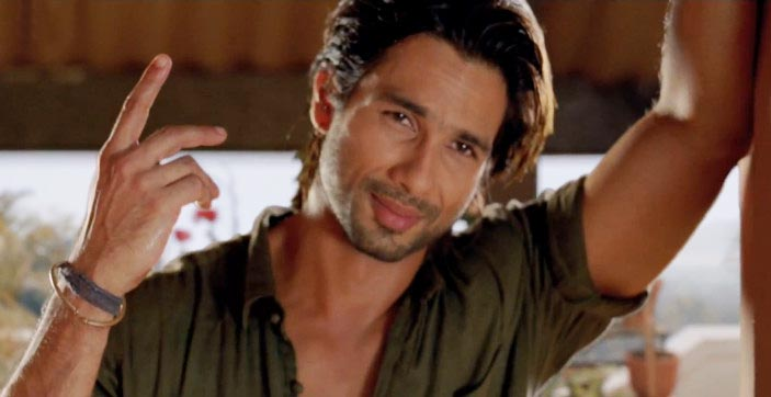 So was it Teri Meri Kahaani's Javed, Govind or Krish that ...