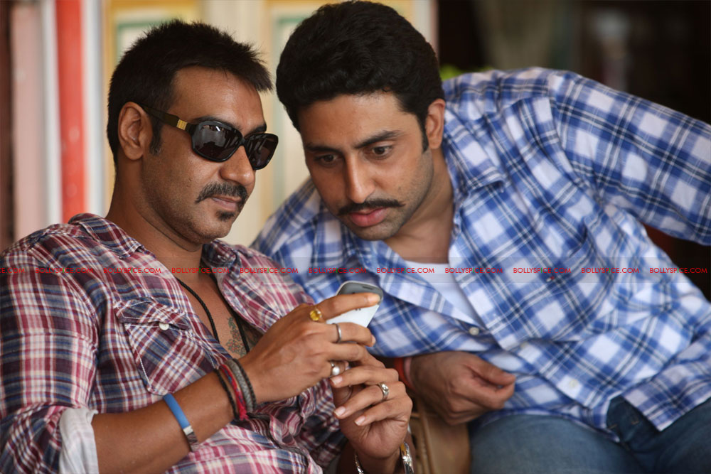 12may bolbachchanstills03 First Look: Bol Bachchan