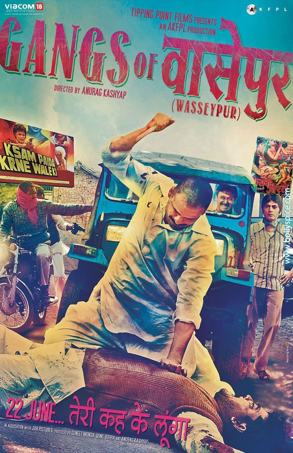 12may gangsofwasseypur music Gangs of Wasseypur Music Review