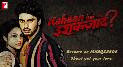 12may ishaqzaade appgames02 Yash Raj Films launches new Ishaqzaade App & Game