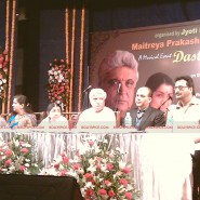 12may javed booklaunch07 185x185 Javed Akhtar's bestselling book 'Tarkash' launched in Marathi by Lataji