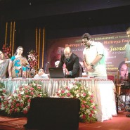 12may javed booklaunch18 185x185 Javed Akhtar's bestselling book 'Tarkash' launched in Marathi by Lataji
