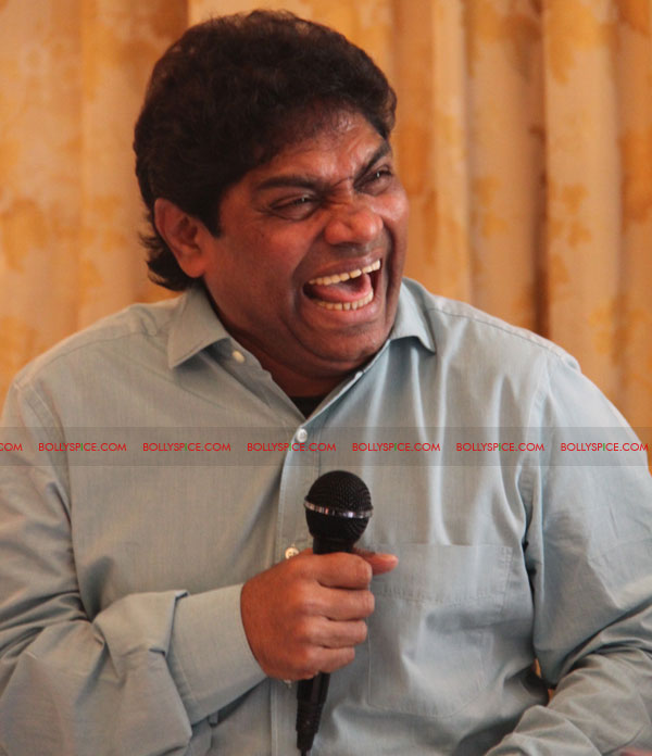 "12may johnyleverintrvw01 ""My face does not suit serious acting!""   Johny Lever"