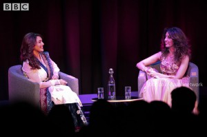 12may noreen madhuri 300x199 BBC Asian Network In Conversation with Madhuri Dixit