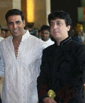 "12may sajid akki ""Akshay has always trusted my instincts as far as stories are concerned""  Sajid Nadiadwala"
