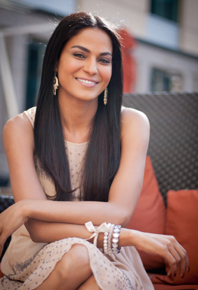 12may veena malik01 Veena Malik on controversies, If I sneeze tomorrow, it's going to be breaking news.