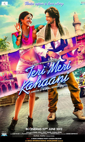 06jun tmkmoviereview1 Teri Meri Kahaani Movie Review