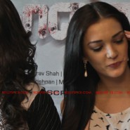 12jun AmyVikram Thaandavam12 185x185 Vikram & Amy Jackson at Thaandavam press meet in London