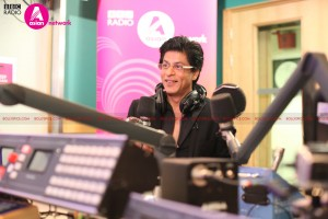 12jun BBC DjDon01 300x200 Exclusive! Shah Rukh Khan Talks DJing, 20 years and the Yash Chopra film!