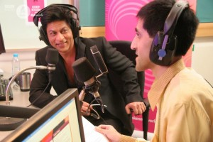 12jun BBC DjDon03 300x200 Exclusive! Shah Rukh Khan Talks DJing, 20 years and the Yash Chopra film!