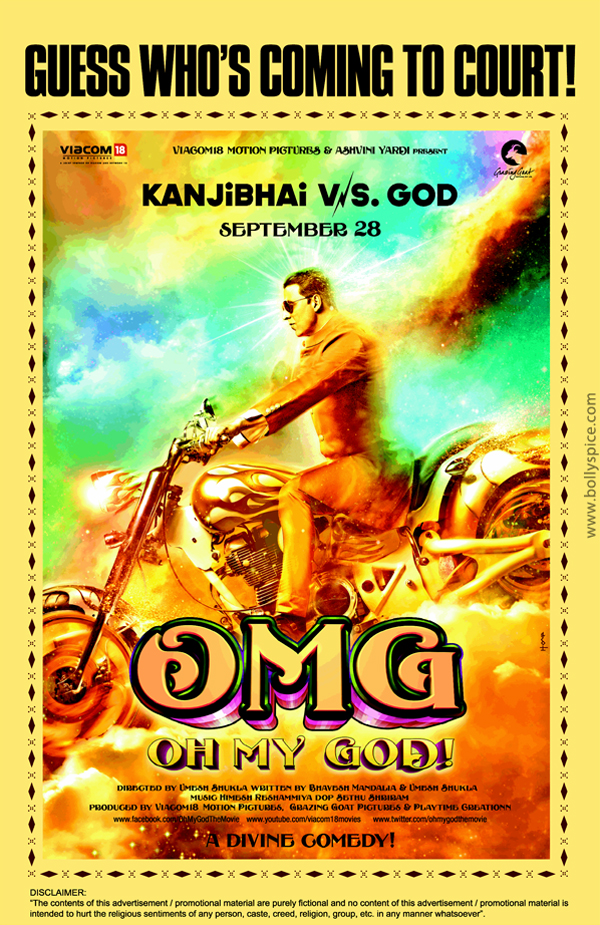12jun OMGposters02 First Look: OMG Oh My God Posters!