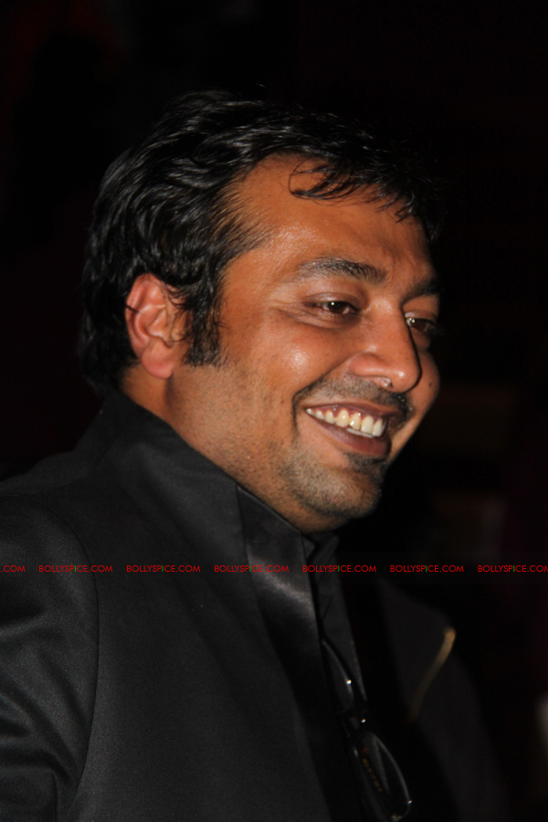 12jun anuragGoW LIFFpreview01 Exclusive: Anurag Kashyap interview at the 'Gangs of Wasseypur' London International Film Festival preview