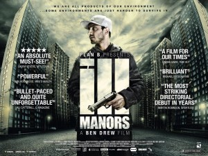 12jun illmanor poster01 300x225 Riz Ahmed and Plan B celebrate at World Premiere of iLL MANORS