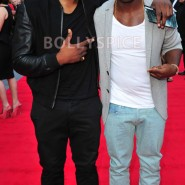 12jun illmanor rcevent14 185x185 Riz Ahmed and Plan B celebrate at World Premiere of iLL MANORS