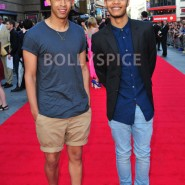 12jun illmanor rcevent23 185x185 Riz Ahmed and Plan B celebrate at World Premiere of iLL MANORS