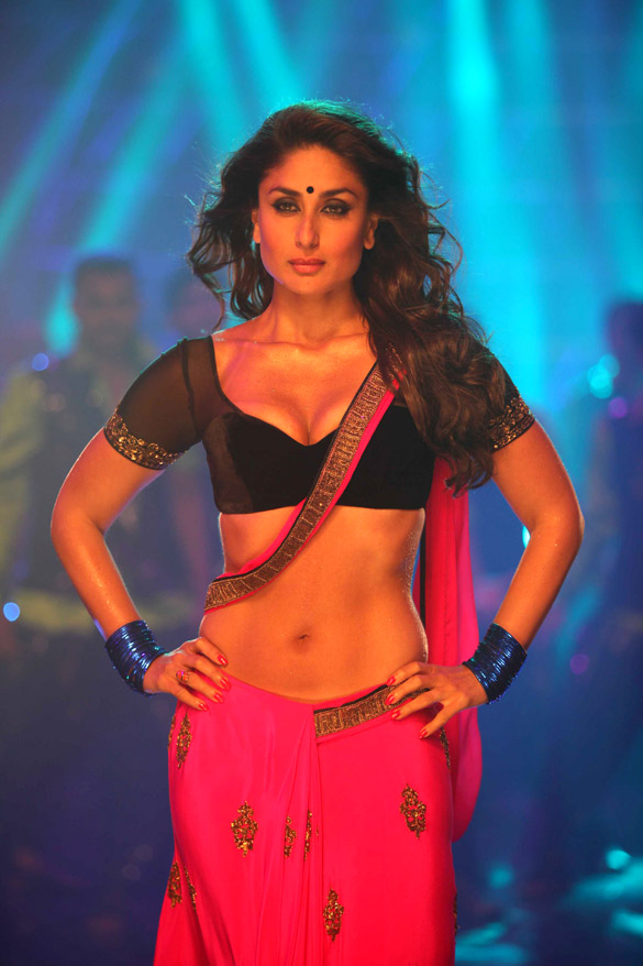 12jun kareena halkat01 Kareena's item number in Heroine!