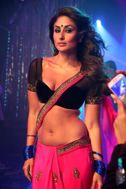 12jun kareena halkat04 Kareena's item number in Heroine!