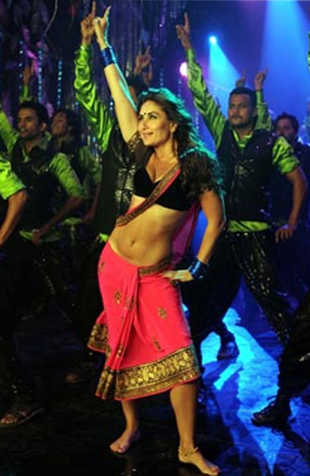 12jun kareena halkat05 Kareena's item number in Heroine!