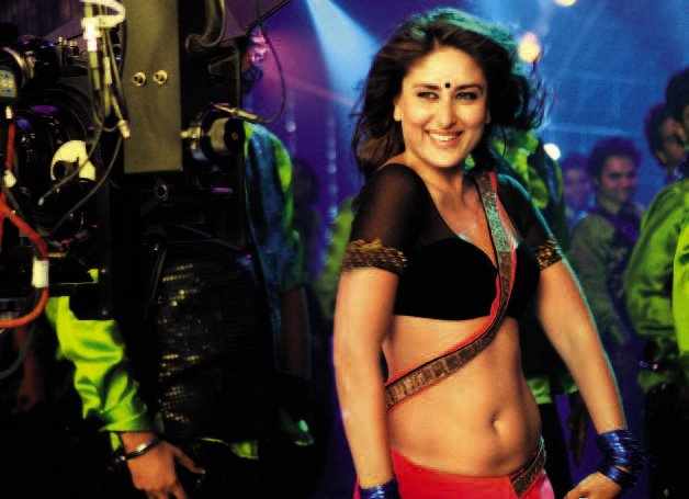 12jun kareena halkat06 Kareena's item number in Heroine!