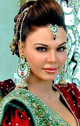 "12jun rakhi sawant ""I'm the original item girl!""   Rakhi Sawant"