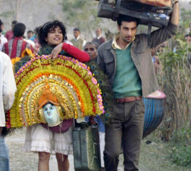 12may barfee PCRKstill01 New: 'Barfee' Still features Ranbir & Priyanka in new avatars!