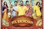 Bol Bachchan - poster
