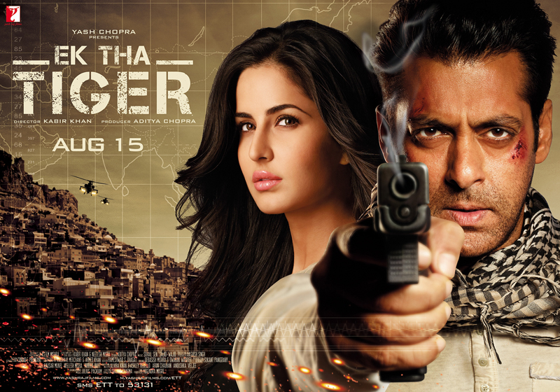 EK THA TIGER Get Ready for More Ek Tha Tiger On June 27th!