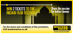 India Film Festival 311x147px B Win 2 Tickets to London Indian Film Festival!