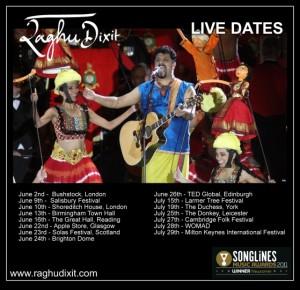 Live Dates Flyer 0612 300x290 Live Dates Flyer 0612