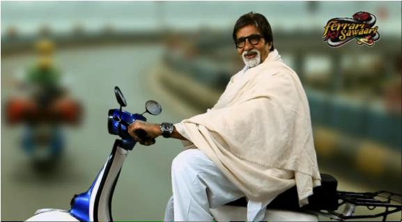 amitabhsawaari Amitabh Bachchan ki Sawaari
