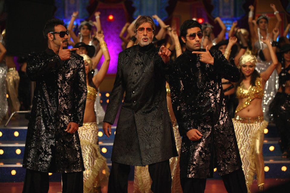 bolbachchan Fathers Day with Bol Bachchan and Rotten Tomatoes!