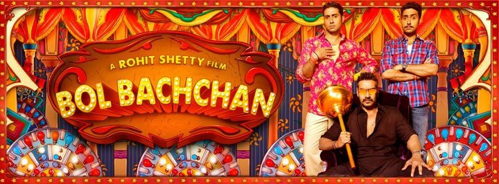 bolbachchancontest01 Bol Bachchan Movie Review