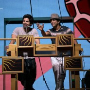 iifaday225 185x185 Raj & Pablos BollyTastic World: More from the Stars at IIFA including Shahid and Farhans Rehearsal!!