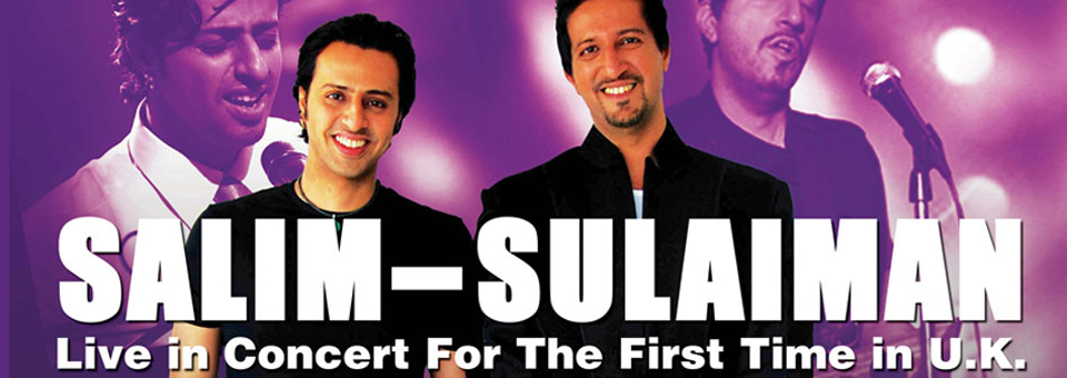 image of ss Salim Sulaiman to rock the UK in July!