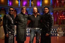 making of Bol Bachchan