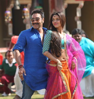 07jul ajayinterview02 With Bol Bachchan, we will be providing 100 plus per cent entertainment!   Ajay Devgn