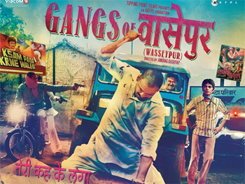 07jul gangs2 Second part to Gangs of Wasseypur set for release