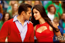 Watch Tiger Flirt with his Zoya in 'Banjaara' from Ek Tha Tiger