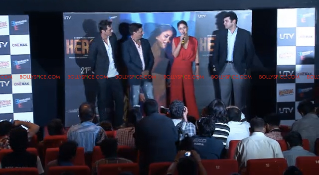 12jul heroinelaunch02 Special Report: Heroine trailer launch!