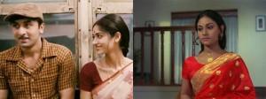 12jul ileana jaya barfi 300x112 Ileana's characters look in Barfi! inspired by Jaya Bachchan!
