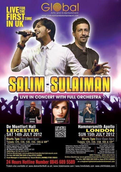 12jul salim sulaiman merchant02 Salim and Sulaiman in conversation on All Things Music and the UK concert!