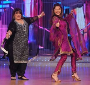 Saroj wants a new Madhuri!