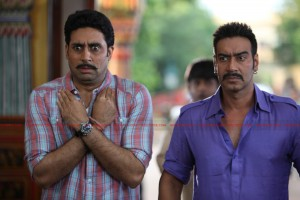 12jun abhishek intrvw01 300x200 I thought this will be the easiest film to do and it turned out to be the most difficult film of my career.   Abhishek talks Bol Bachchan!
