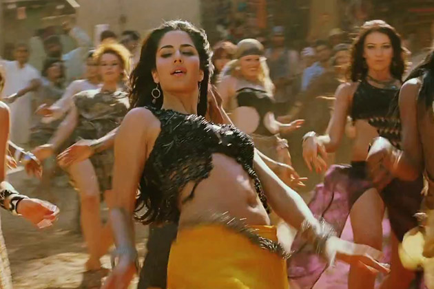 7... Katrinas new moves in Mashallah