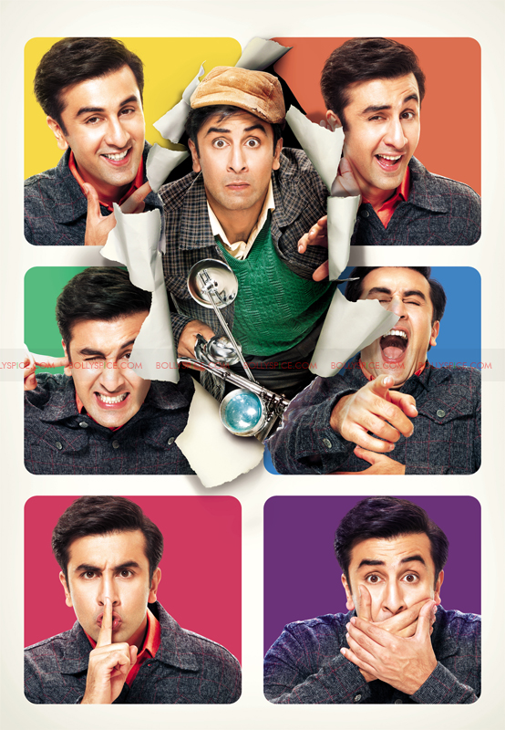 Barfiposter01 Barfi! wouldn't have happened if Ranbir had said NO!