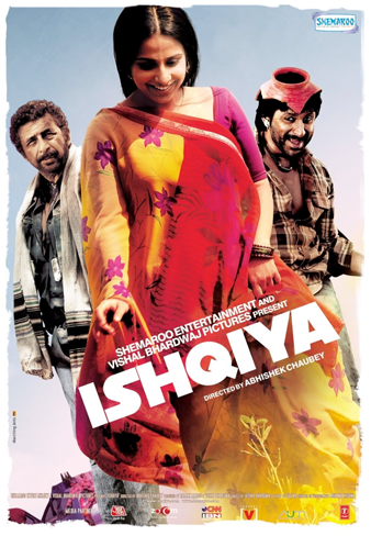 Ishqiya.jpg See Vidya Balan in Ishqiya for Free on Mela!